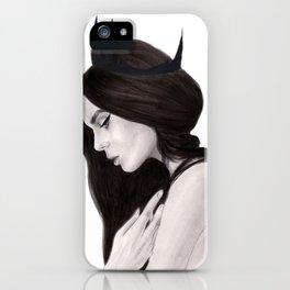 Northern Queen iPhone Case