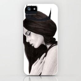 Northern Queen iPhone Case
