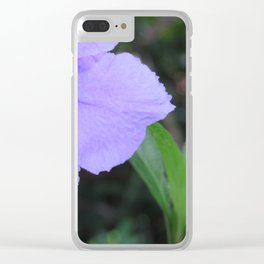 A Good Day Clear iPhone Case