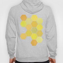 Shades of Yellow Hoody