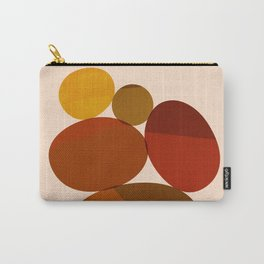 Abstraction_Color_Pebble_Minimalism_001 Carry-All Pouch