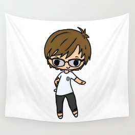 Glasses Louis Wall Tapestry