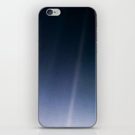 Pale Blue Dot — Voyager 1 (2020 rev.) iPhone Skin