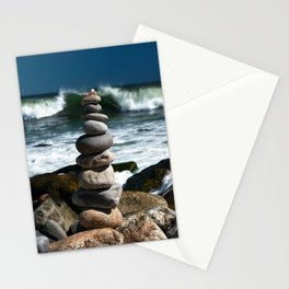 Parting the Waves Stationery Cards