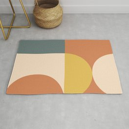Abstract Geometric 04 Rug