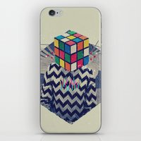 the xx iPhone & iPod Skins featuring XX by Steven Kline