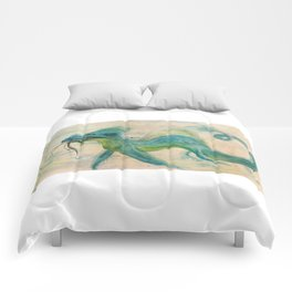 Water Dragon Comforters