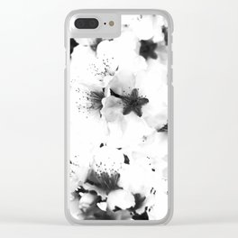 Sakura XV Clear iPhone Case