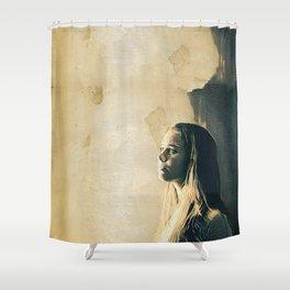 Platform Shower Curtain