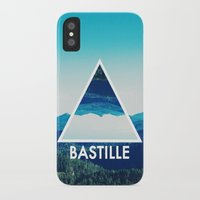 bastille iPhone & iPod Cases featuring BASTILLE by Hands in the Sky