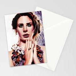 Portrait Study 4 Stationery Cards
