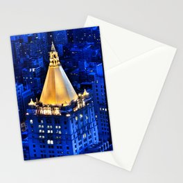 New York Life Building Stationery Cards