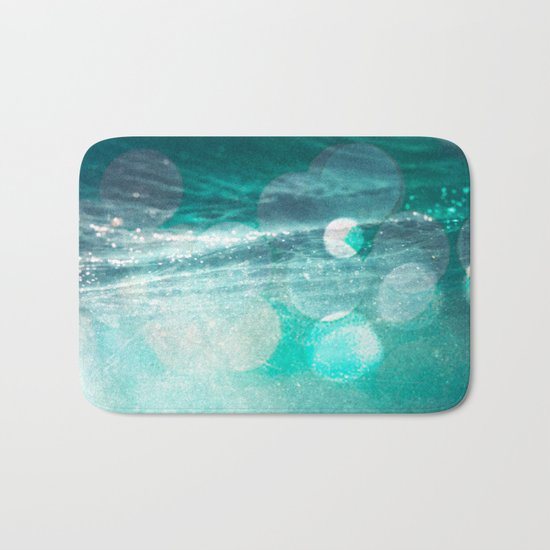 Hope Floats #society6 #decor #buyart #lifestyle Bath Mat