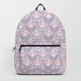 Interwoven XX - Orchid Backpack