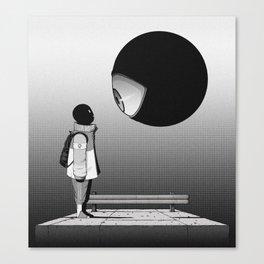 原点 - ORIGIN Canvas Print