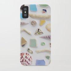 Ocean Study No. 2 iPhone X Slim Case
