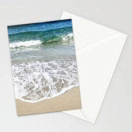 Beach Wave Stationery Cards