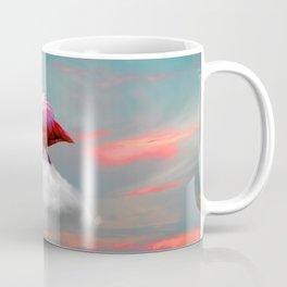 My Home up to the Clouds Coffee Mug