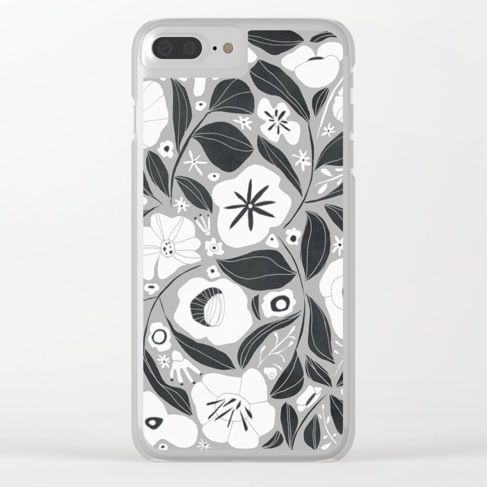 Allegory Clear iPhone Case