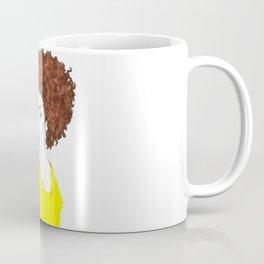 Yellow shirt Coffee Mug