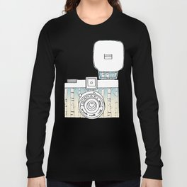 Photo in Russian Style  Long Sleeve T-shirt