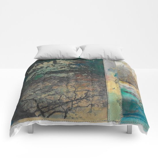 Across the Pond Comforters