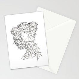 Shards 2 Stationery Cards