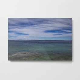 Fishing Cone, West Thumb Geyser Basin, Yellowstone Metal Print