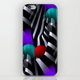 take it seamless -20- iPhone Skin