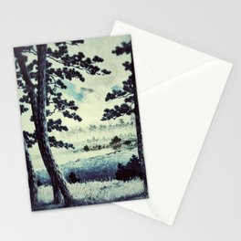 A Long Trip to Kana Stationery Cards