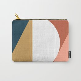Mid Century Modern Sunset Nº1 Carry-All Pouch
