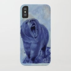 So bear your teeth Slim Case iPhone X