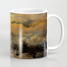 Time on The Mountain Top Coffee Mug