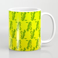 plants Mugs featuring Plants by Vyara Zlatilova