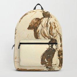 """Henri de Toulouse-Lautrec """"Amazone"""" Backpack"""