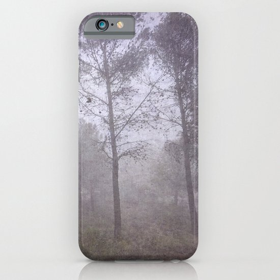 Secret of the misty forest iPhone & iPod Case