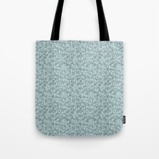 A Plethora of Relaxed Hands in Blue Tote Bag