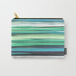 Aqua blur Carry-All Pouch