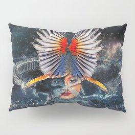 War Goddess Pillow Sham