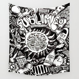 A Love Letter to Sublime Wall Tapestry