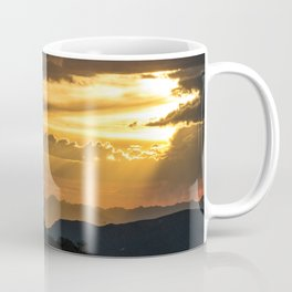 Mount Evans Sunset Coffee Mug