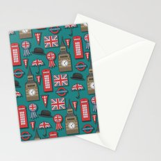 Maybe it's because I'm a Londoner Stationery Cards