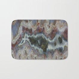 Cady Mountain Banded Agate Bath Mat