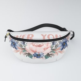 Your Story Babe Feel Free lot Twist Whenever You Want Womens Fanny Pack