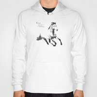 courage Hoodies featuring Courage by 1551 MX