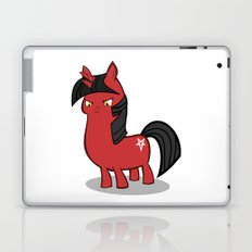 My small sized satanic duplicorn horse Laptop & iPad Skin