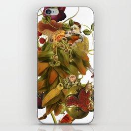 Magic Garden II iPhone Skin