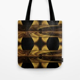 Strawberry To Gold v.3 Tote Bag