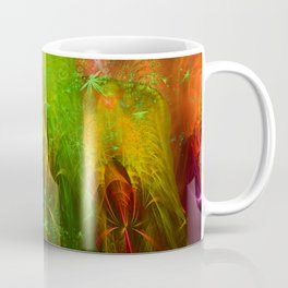 Fractal Angels VI Coffee Mug