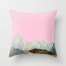 Silent Hills Throw Pillow